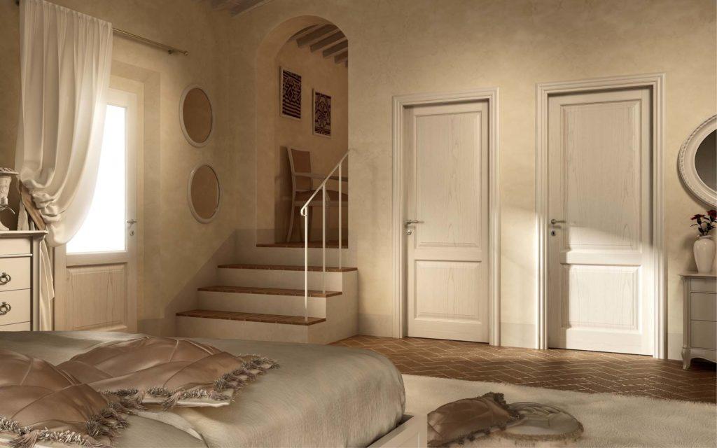 Porta massello di design e legno Firenze