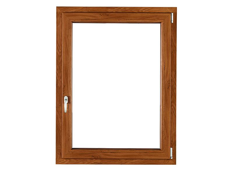finestra PVC isolamento termico